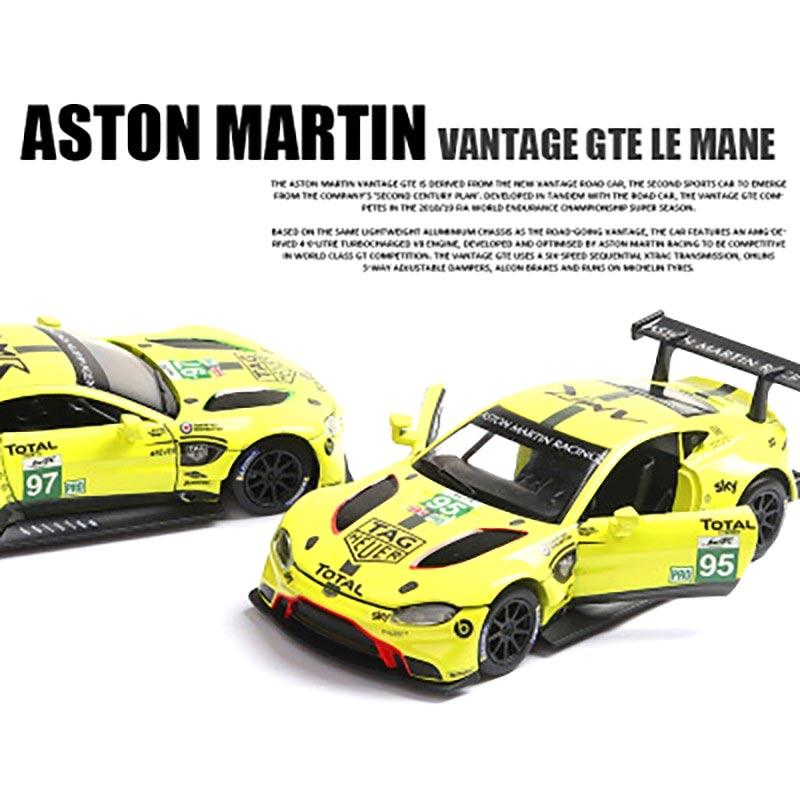 Jual H Ikea 97 Aston Martin Le Mans Alloy Car Model Sound And Light Pull Back Sports Car Car Ornaments Jewelry Online Desember 2020 Blibli