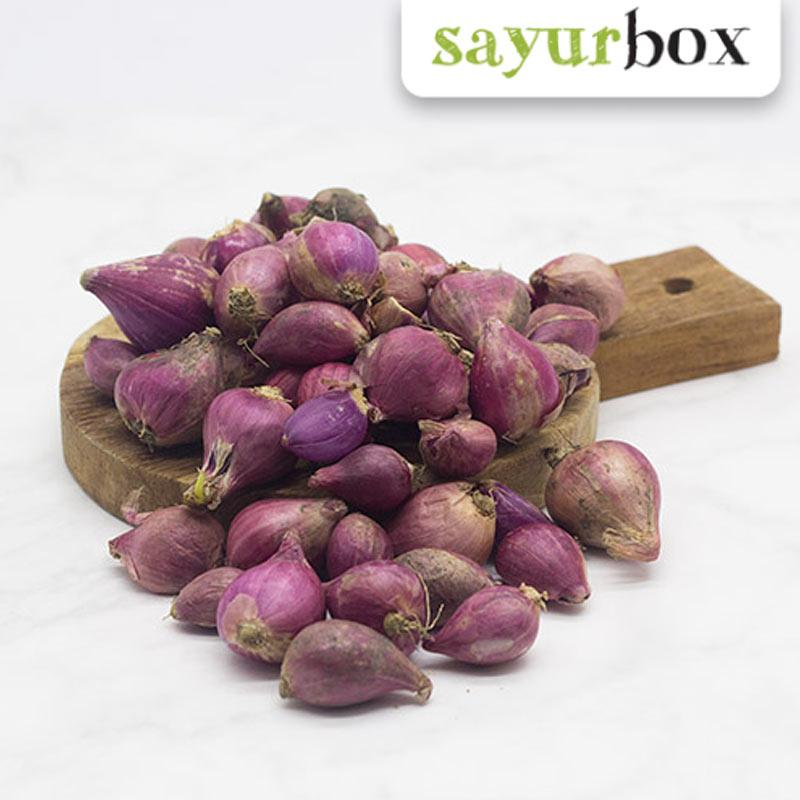 harga Sayurbox Bawang Merah Conventional Sayuran [200 g] (Jakarta) Blibli.com