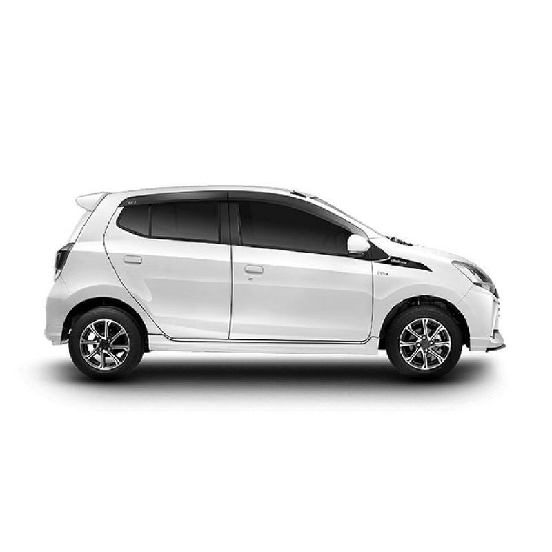 Daihatsu New Ayla 1 2