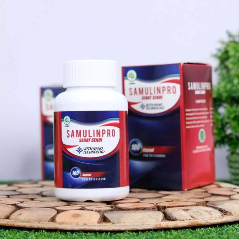 Jual SAMULINPRO Sehat Sendi Obat Herbal Online Maret 2021   Blibli