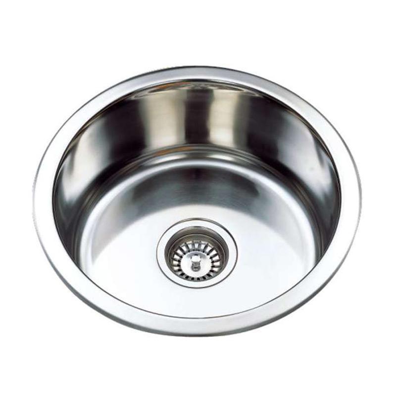 Jual Elite E90 One Bowl Round Sus304 Kitchen Sink Online Desember 2020 Blibli