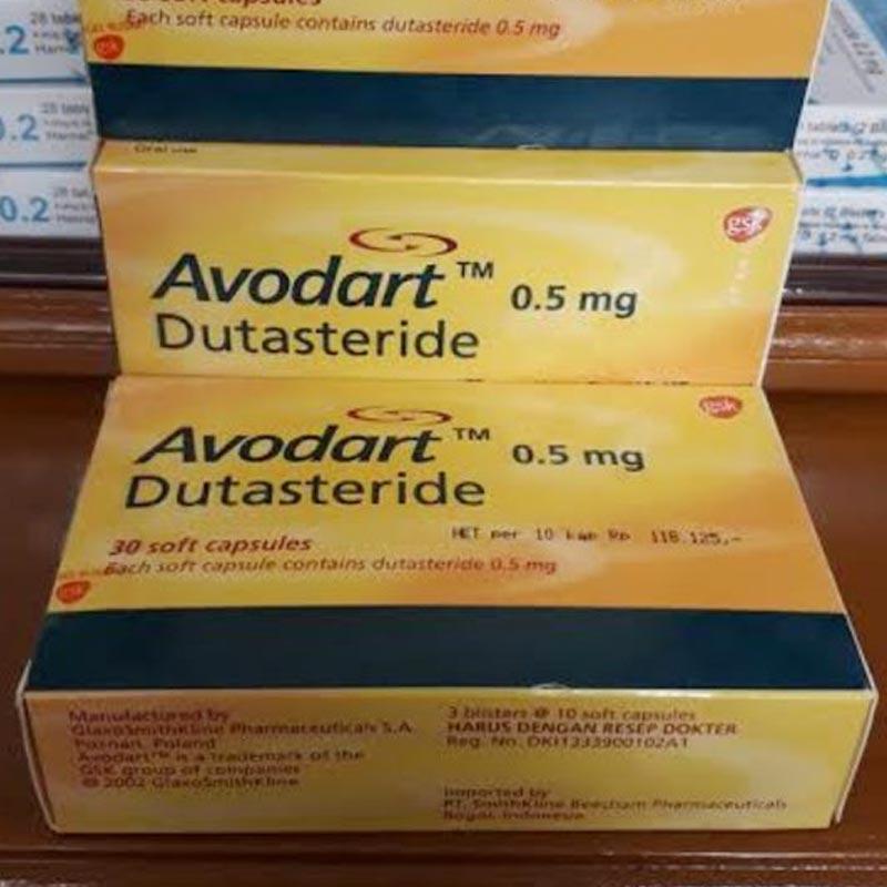 Jual Roche Avodart 0 5 Mg Obat Kesehatan Klinik Online Januari 2021 Blibli