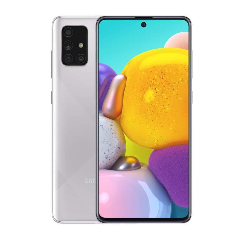 harga Samsung Galaxy A71 8GB Haze Crush Blibli.com