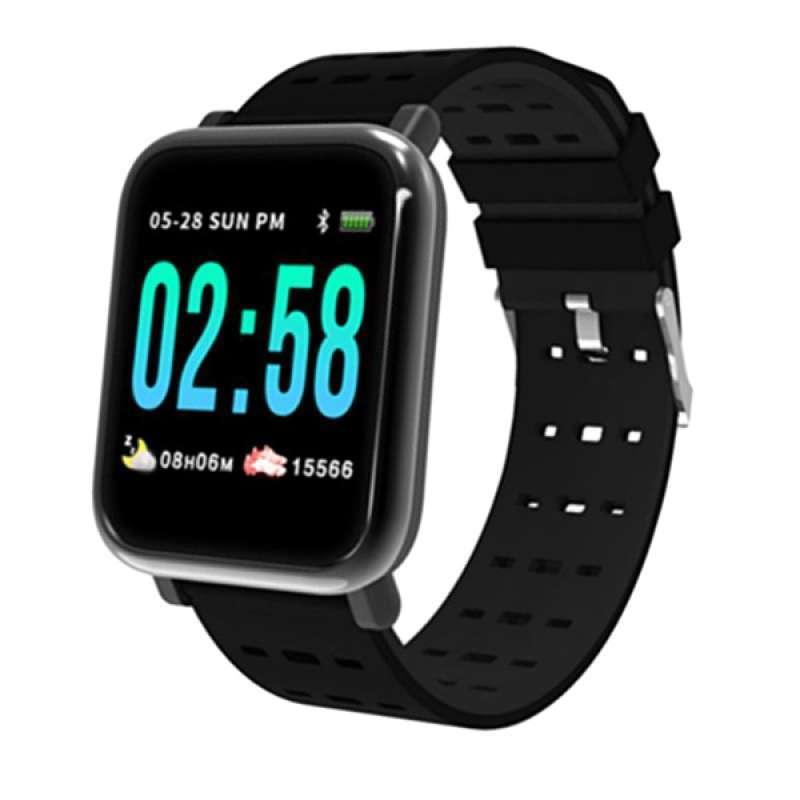 Jual Smart Watch Sports Bracelet Wristband Ip67 Heart Rate Digital Wrist Bt 4 0 Online Desember 2020 Blibli