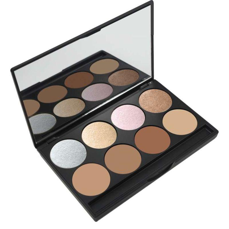 Martinez Pallette Contour Highlighter 8 Shade