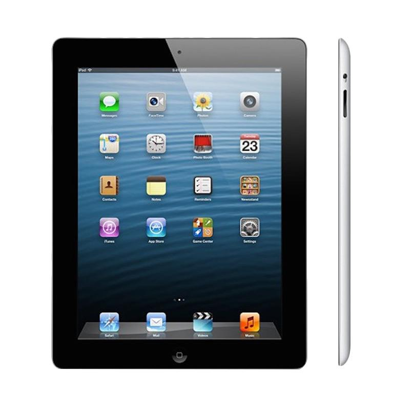 Apple iPad 4 16 GB Tablet - Black [Wi-Fi + Cellular]
