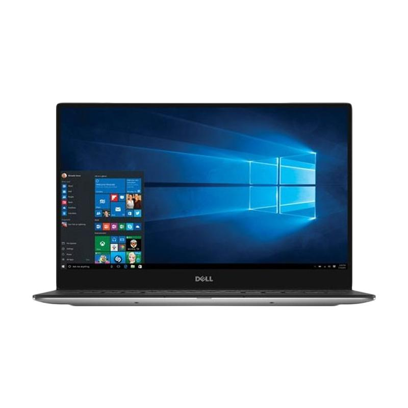 DELL XPS Notebook - Silver [13.3 Inch/5200U/4 GB/128 GB] Extra diskon 7% setiap hari Extra diskon 5% setiap hari Citibank – lebih hemat 10%