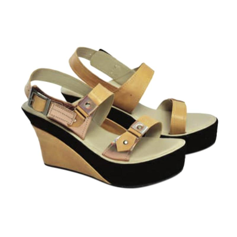 Spiccato SP 515.46 Sandal Wedges - Coklat