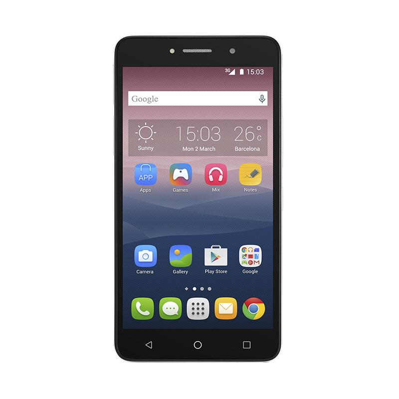 Alcatel Pixi 4 8050D Smartphone - Black [8 GB/1 GB/6 Inch] - Batch 1