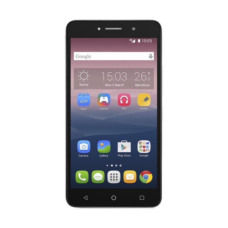 Alcatel Pixi 4 8050D Smartphone - Gold [8 GB/1 GB/6 Inch]