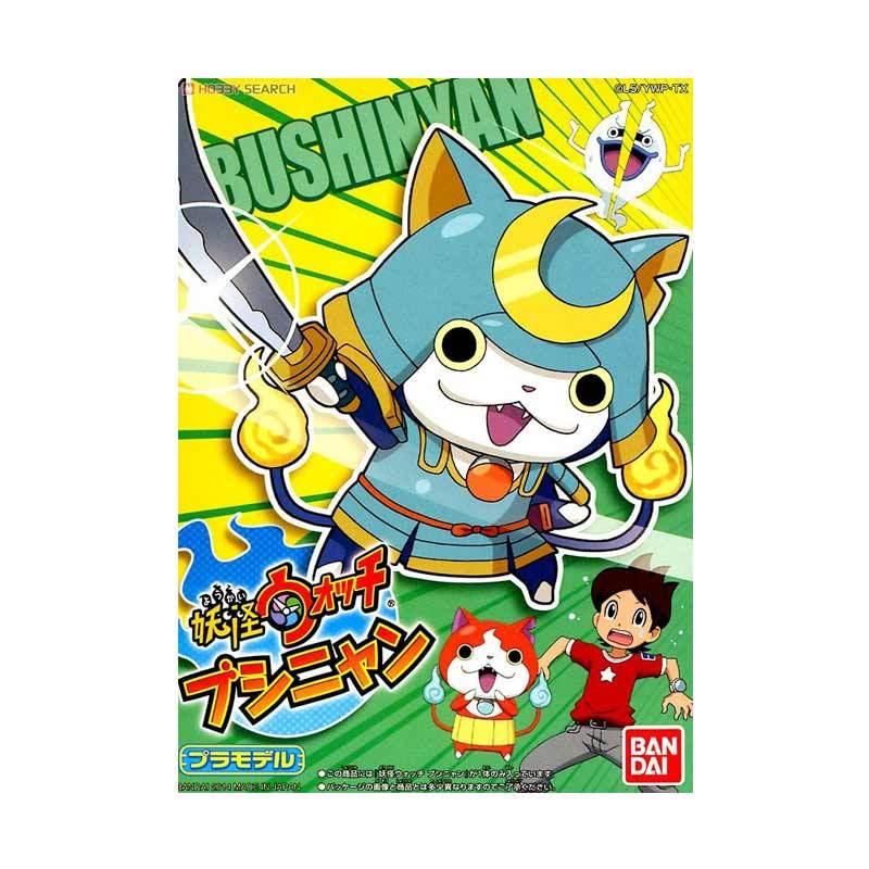Bandai Yokai Watch Bushinyan Model Kit