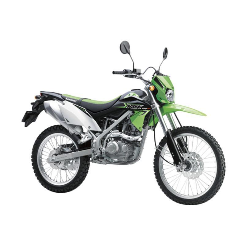 harga Kawasaki New KLX 150 BF Sepeda Motor - Hijau Blibli.com
