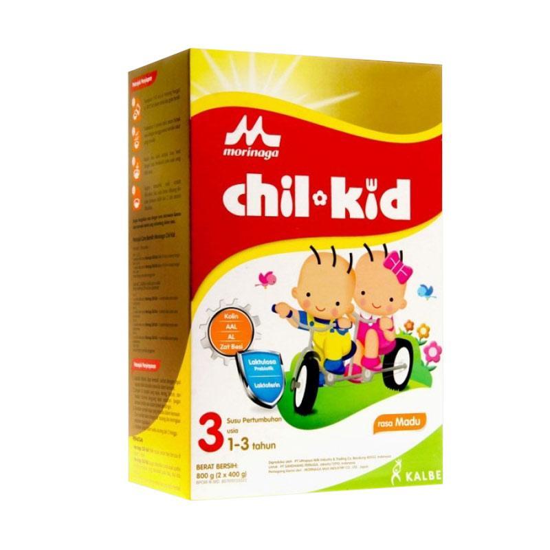 Morinaga Chil Kid Regular Madu Susu Formula [800 g]