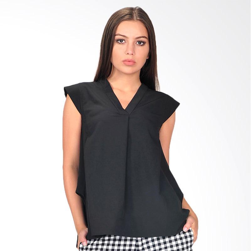 SJO & Simpaply Bratasa Women's Blouse - Black