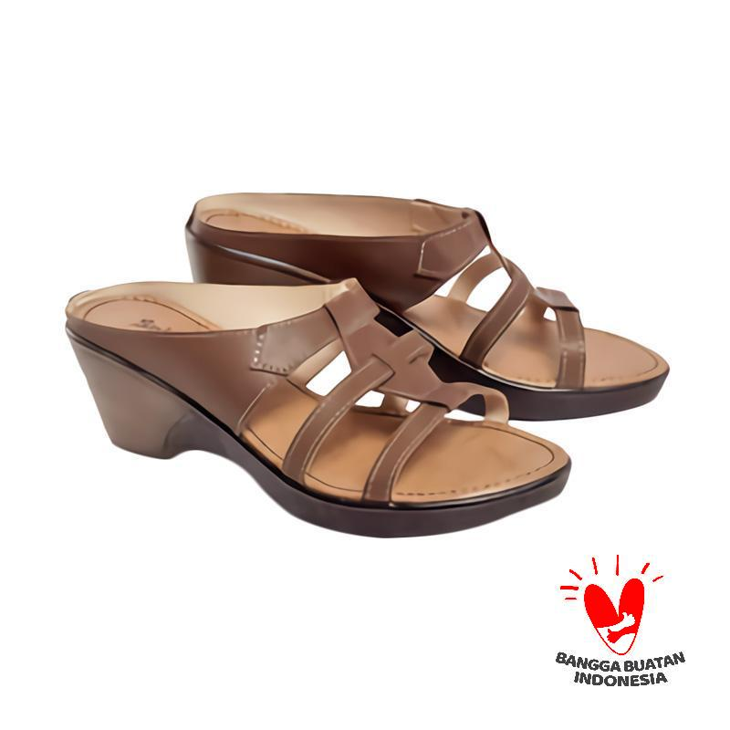 Spiccato SP 518.03 Sandal Wedges Wanita