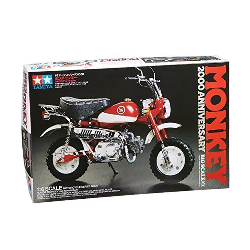 harga Tamiya 16030 Honda Monkey 2000 Anniversary Model Kit Blibli.com