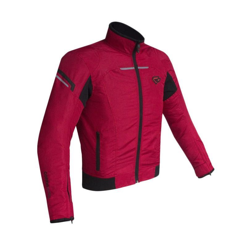 Contin Provoke Jaket Motor - Merah