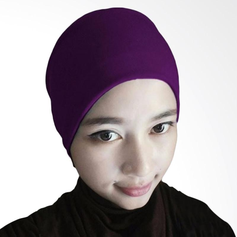 Milyarda Hijab Ciput Arab - Ungu