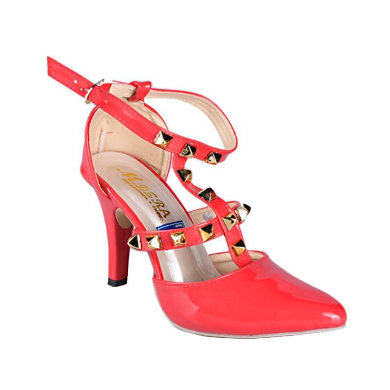 RSM SN-217 Sepatu High Heels Wanita - Merah