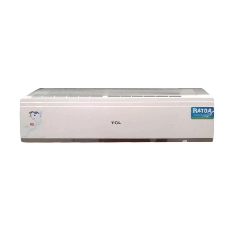 TCL TAC09CSABY AC Split - Putih [1PK/Jadetabek]
