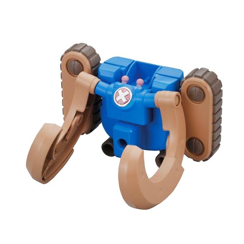 Bandai Chopper Robo Super 3 Horn Dozer Action Figures