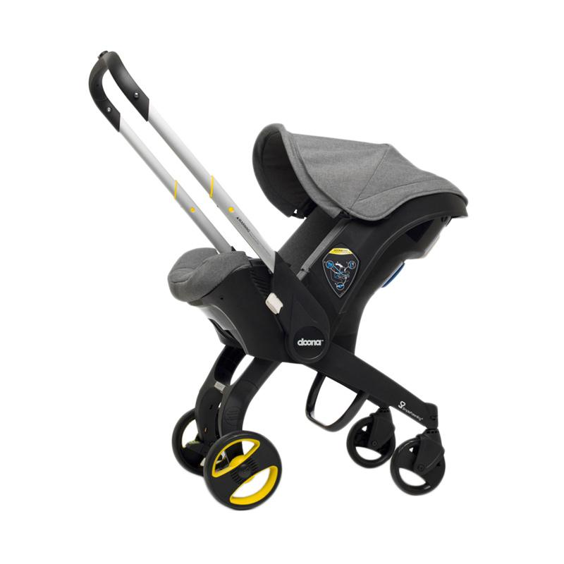 Pre-Order Doona Car Seat Stroller - Storm Grey