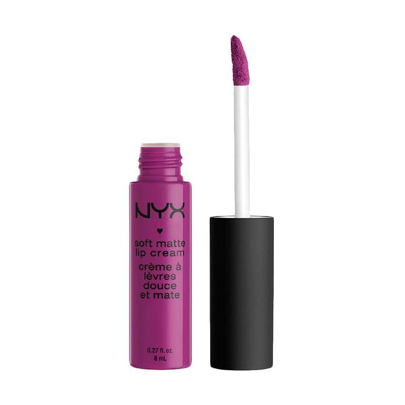 NYX SMLC30 Soft Matte Lip Cream - Seoul