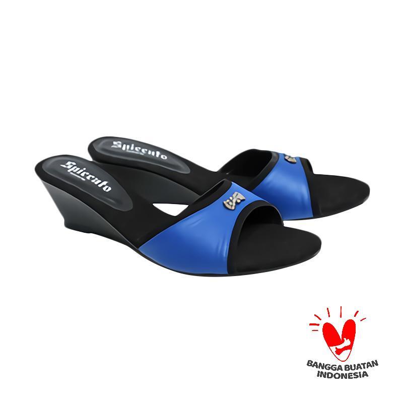 Spiccato SP 540.09 Sandal Wedges Wanita