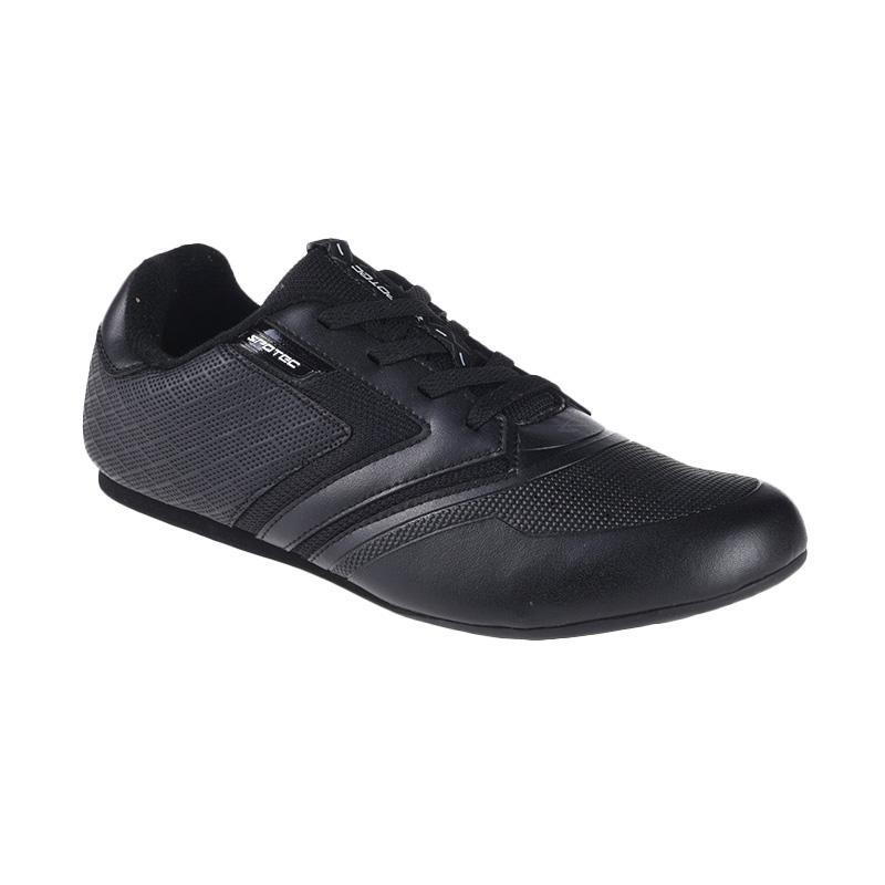 Spotec Hawker Sepatu Olahraga - Black