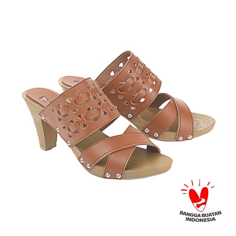 Blackkelly LHR 885 Sandal Heels Wanita