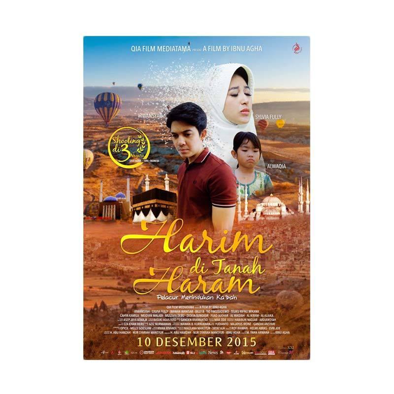 harga DCU Harim Di Tanah Haram Original DVD Movie Blibli.com