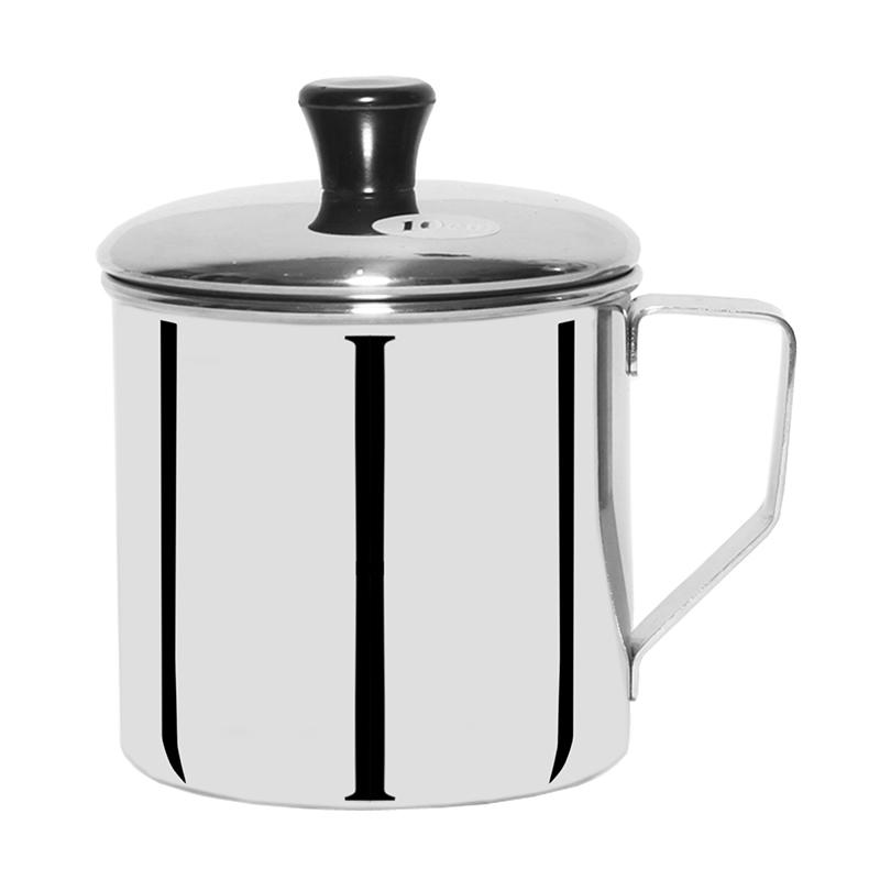 Nomuri Stainless Mug with Cover [10 cm]