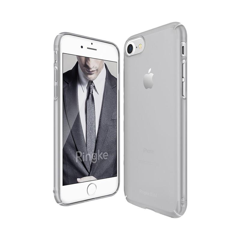 Ringke Slim Casing for iPhone 7 - Frost Gray