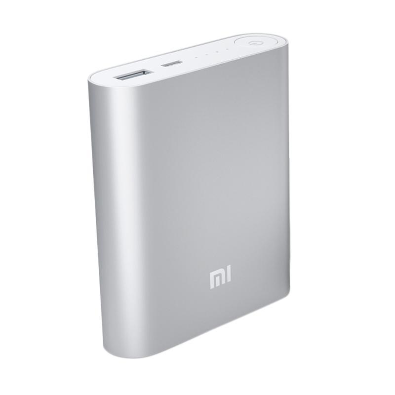 Xiaomi NDY-02-AD Powerbank - Silver [10400 mAh]