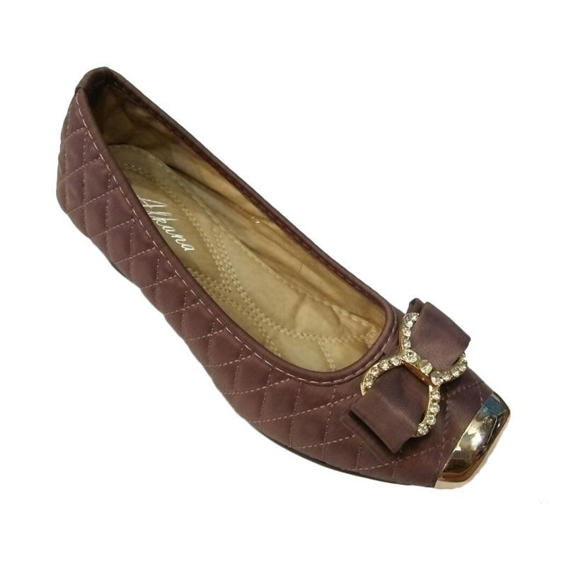 harga Alkana 6313-337 Sepatu Wedges Wanita - Purple Blibli.com