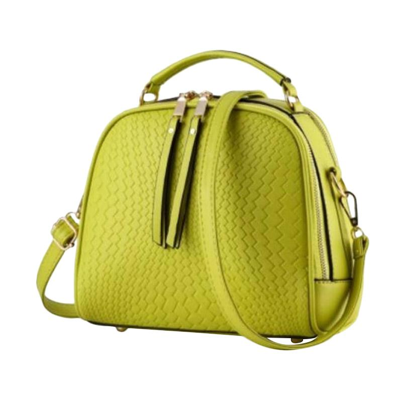 Annies Fashion Ridena Tas Wanita - Light Green