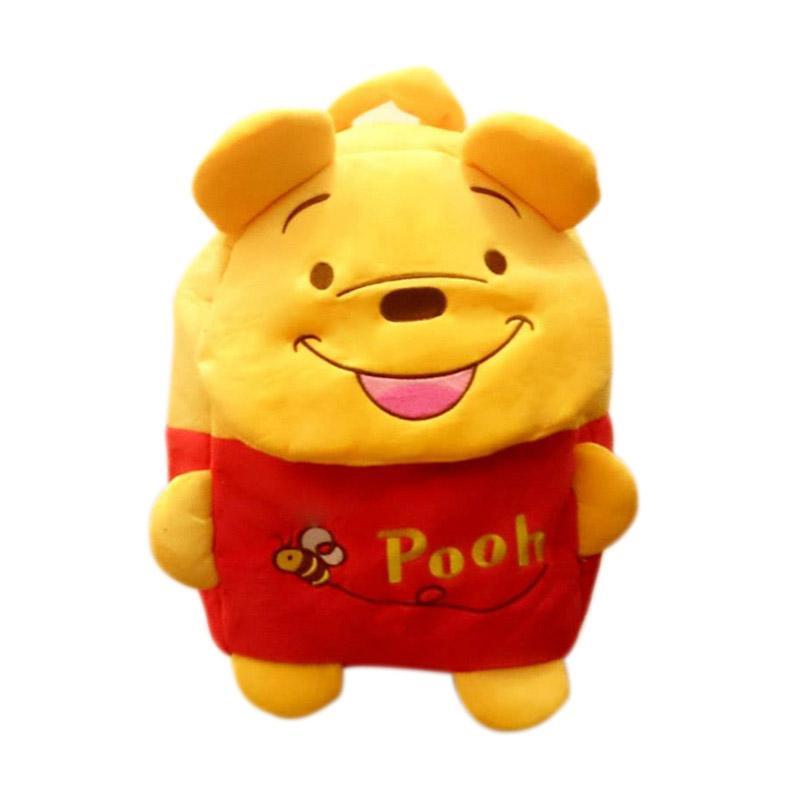 Balmut Winnie The Pooh Tas Ransel Import Anak