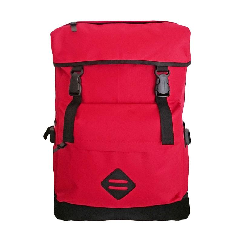 Bag & Stuff Infinite Backpack - Merah