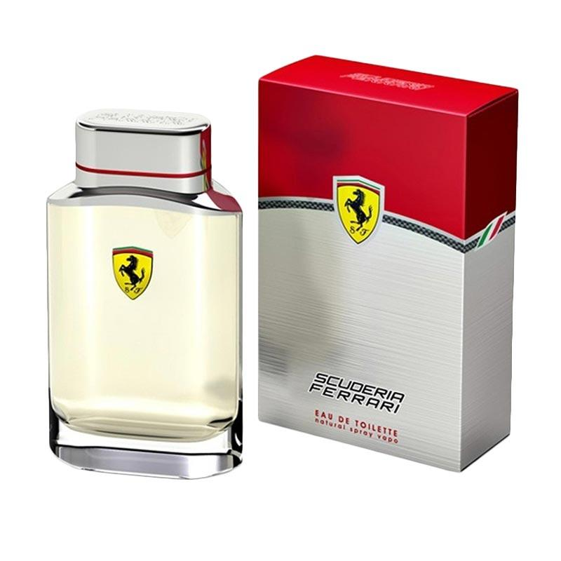 Ferrari Scuderia Club For Men EDT Parfum Pria [125 mL]