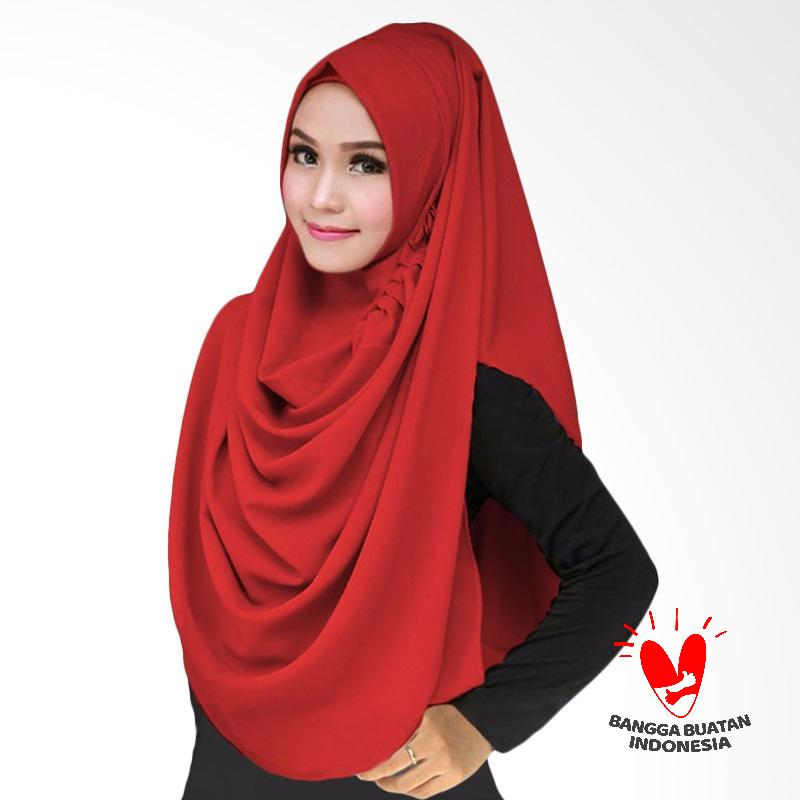 Kus Group LCB Hijab Instant - Red