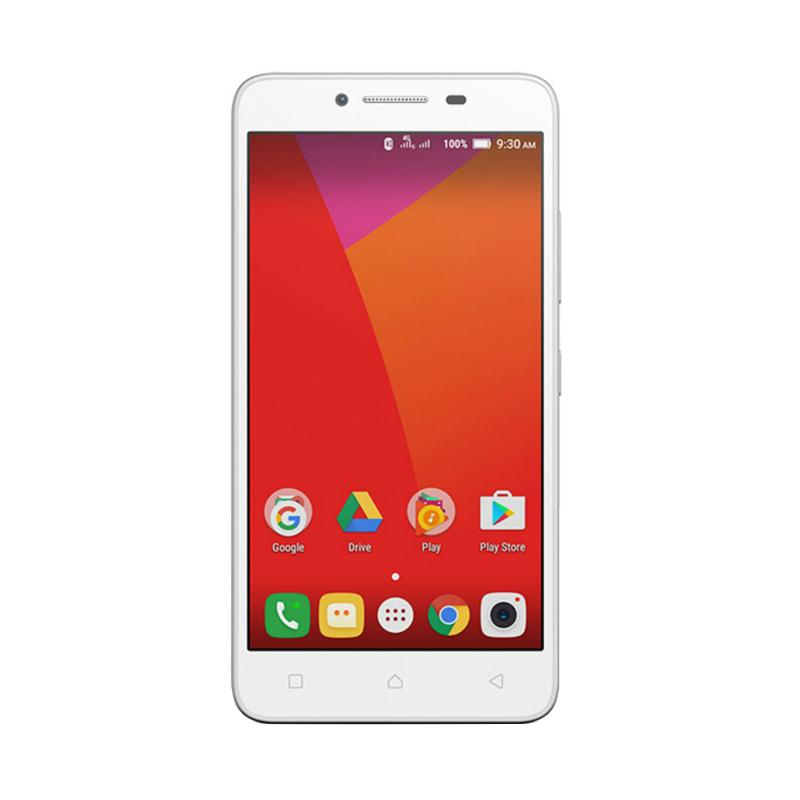 Lenovo A6600 Plus Smartphone - White [16 GB/2 GB]