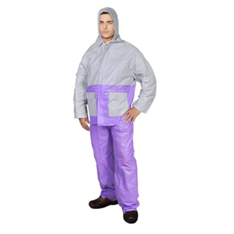 Rainwear Premium Jas Hujan - Ungu