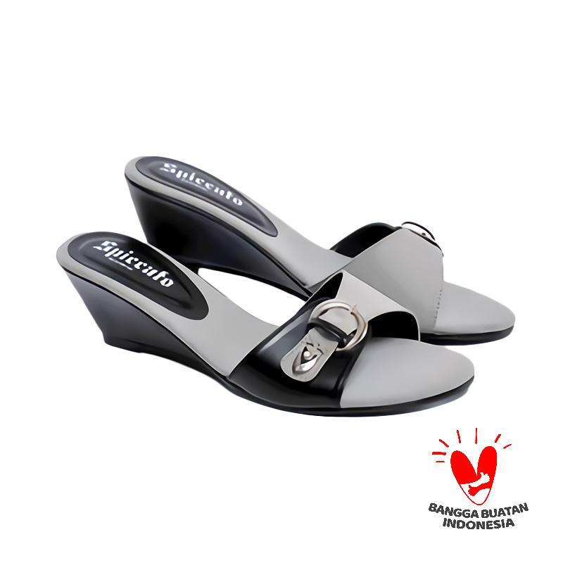 Spiccato SP 569.01 Sandal Wedges Wanita