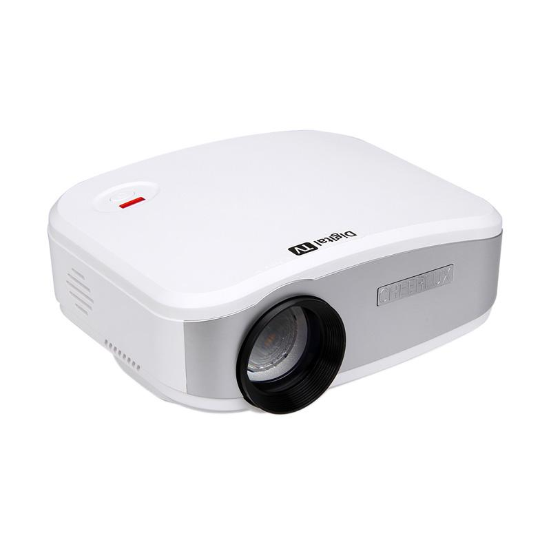 Cheerlux C6 mini LED Projector