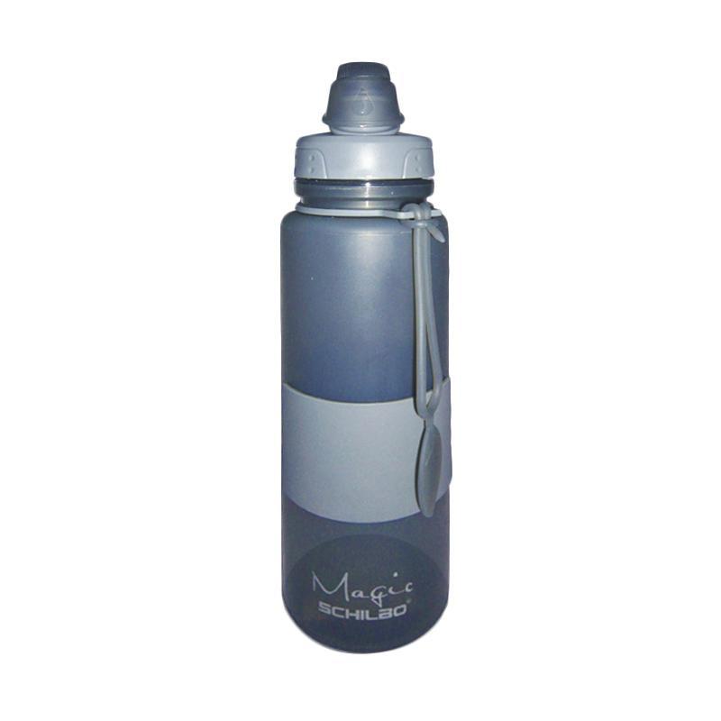Nomuri Silicone Bottle - Abu-Abu [650 mL]