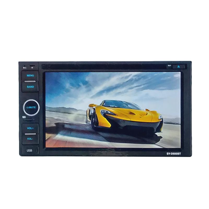 Symbion D600BT Universal Head Unit