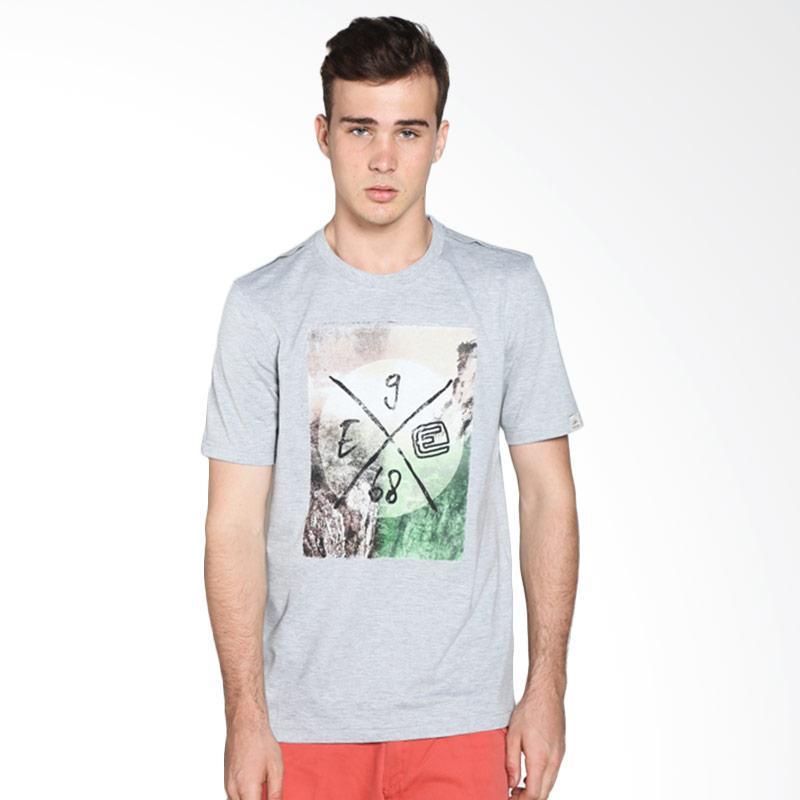 Emba Casual 610 00404 18 Carnie T-shirt - Grey Extra diskon 7% setiap hari Extra diskon 5% setiap hari
