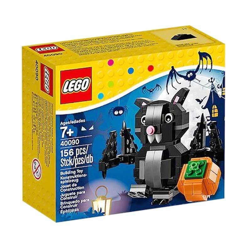 Lego 40090 Halloween Bat Mainan Blok & Puzzle