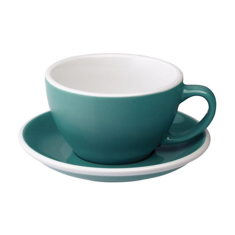 Loveramics Egg Cafe Latte Cup - Teal [300 mL]