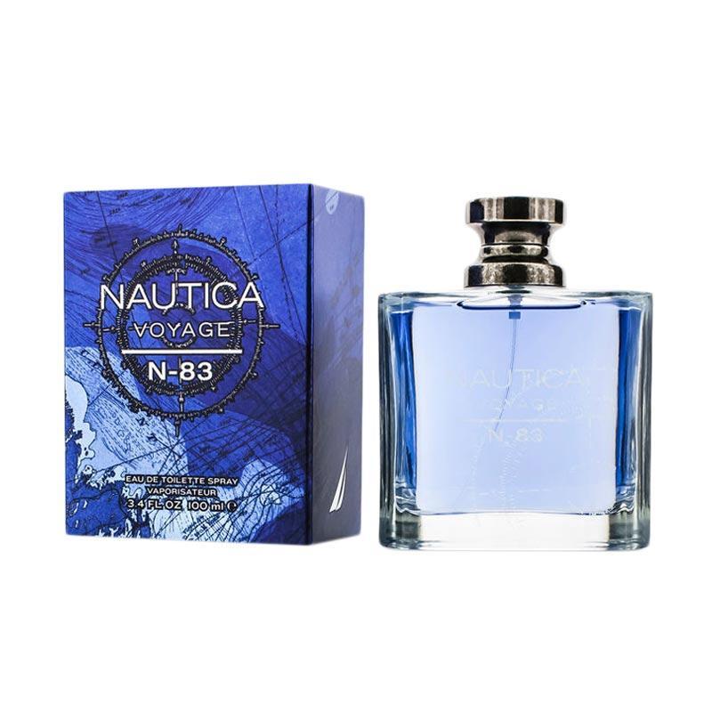 Nautica Voyage N-83 EDT Parfum Pria [100 mL]